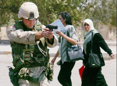 Iraq Baghdad War